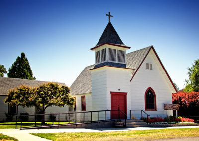 Starbuck Community Church