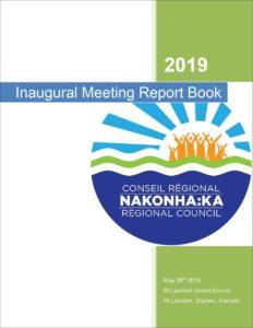 Nakonhaka Report Book (May 2019)